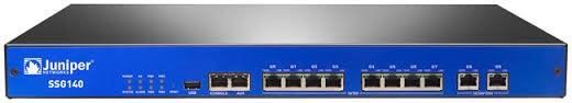 Juniper Firewall اس اس جی 140